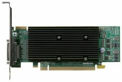 Видеокарта Matrox M9140 PCI-E 512Mb 64 bit Low Profile