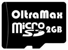 Карта памяти OltraMax microSD