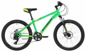 Подростковый горный (MTB) велосипед Stinger Aragon 24 (2018)