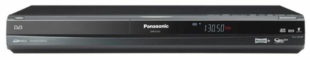 DVD/HDD-плеер Panasonic DMR-EX83