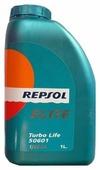 Моторное масло Repsol Elite Turbo Life 50601 0W30 1 л