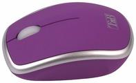 Мышь T'nB RUBBY Purple-Silver USB