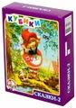Кубики-пазлы Десятое королевство Сказки-2 00688