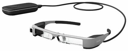 Смарт-очки Epson Moverio BT-300