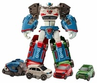 Трансформер YOUNG TOYS Tobot Mini Дельтатрон 301058