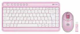 Клавиатура и мышь G-CUBE GRKST-520C USB