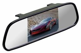"Автомобильный монитор Interpower Silverstone F1 INTERPOWER HD 5"""