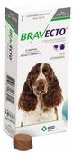 Бравекто (MSD Animal Health) таблетки от блох и клещей для собак 10-20 кг