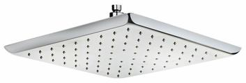 Верхний душ встраиваемый TEKA Formentera 79.006.65.00 хром