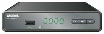 TV-тюнер Cadena CDT-1651SB