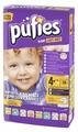 Pufies подгузники Art&Dry 4+ (9-16 кг) 56 шт.