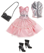 """Moxie Girlz Комплект одежды и аксессуаров """"Вечеринка"""""""