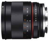 Объектив Samyang 50mm f/1.2 AS UMC CS Canon M
