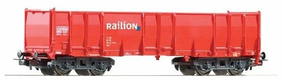 PIKO Грузовой полувагон Eas Railion DB AG, серия Hobby, 57750, H0 (1:87)