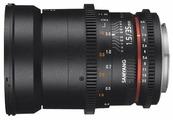 Объектив Samyang 35mm T1.5 ED AS UMC VDSLR II Nikon F