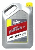 Антифриз PATRON YELLOW G12,