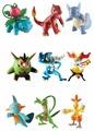 Фигурки Tomy Pokemon T18524D2