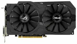 Видеокарта ASUS Radeon RX 470 1206Mhz PCI-E 3.0 4096Mb 6600Mhz 256 bit 2xDVI HDMI HDCP