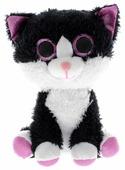 Мягкая игрушка Fancy Чёрно-белый кот Фенсик 23 см