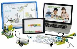 Электромеханический конструктор LEGO Education WeDo 2.0 Базовый набор 45300