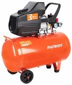 Компрессор масляный PATRIOT Euro 50-260, 50 л, 1.8 кВт