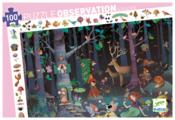 Пазл DJECO Таинственный лес (07504), 100 дет.