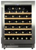 Встраиваемый винный шкаф Dunavox DAU-52.146SS