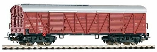 PIKO Товарный вагон GGrhts15, серия Classic-Professional, 54058, H0 (1:87)