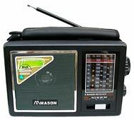 Радиоприемник Mason R-893
