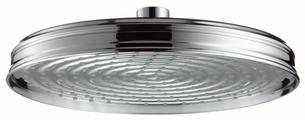 Верхний душ встраиваемый AXOR Carlton 240 1jet 28474820 хром
