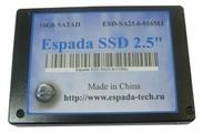 Твердотельный накопитель ESPADA ESD-SA25.6-016MJ