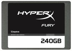 Твердотельный накопитель HyperX SHFS37A/240G