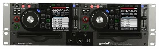 DJ CD-проигрыватель Gemini CDMP-2700
