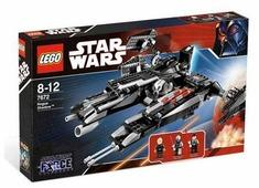 Конструктор LEGO Star Wars 7672 Неуловимый Шпион