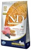 Корм для собак Farmina N&D Low Grain Lamb & Blueberry Adult Mini