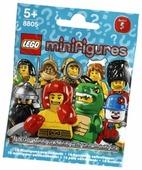 Конструктор LEGO Collectable Minifigures 8805 Серия 5