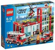 Конструктор LEGO City 60004 Пожарная часть