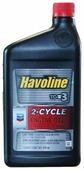Масло для садовой техники CHEVRON Havoline 2-Cycle TC-W3 0.946 л