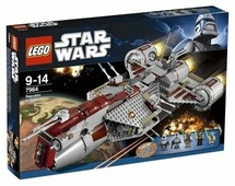 Конструктор LEGO Star Wars 7964 Республиканский фрегат