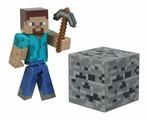 Игровой набор Jazwares Minecraft Стив 16501