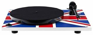Виниловый проигрыватель Rega RP1 Union Jack (Perfomance Pack)