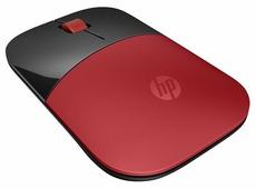 Мышь HP Z3700 Wireless Mouse Red USB