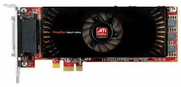 Видеокарта Sapphire FirePro 2450 PCI-E 512Mb 64 bit