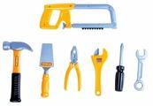 Полесье Набор инструментов №14, 7 элементов (в пакете) (59291)