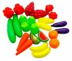 Набор продуктов Orion Toys Фрукты и овощи 518