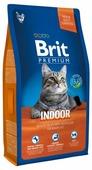 Корм для кошек Brit Premium с курицей
