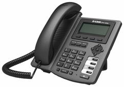 VoIP-телефон D-link DPH-150SE/F3