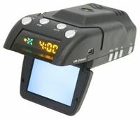 Видеорегистратор с радар-детектором Subini GRD-H9+