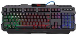 Клавиатура Defender Legion GK-010DL RU Black USB