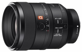 Объектив Sony FE 100mm f/2.8 STF GM OSS (SEL100F28GM)